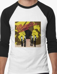 The Residents - The Commercial Album Men's Baseball ¾ T-Shirt