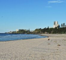 Kirra Beach, Queensland, Australia Sticker