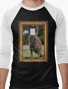 The switcharoo. Men's Baseball ¾ T-Shirt