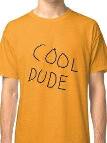 Papyrus Cool Dude Shirt Classic T-Shirt