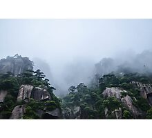 Huangshan Photographic Print