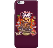 Razin' Bran iPhone Case/Skin