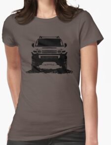The Cruiser Womens Fitted T-Shirt