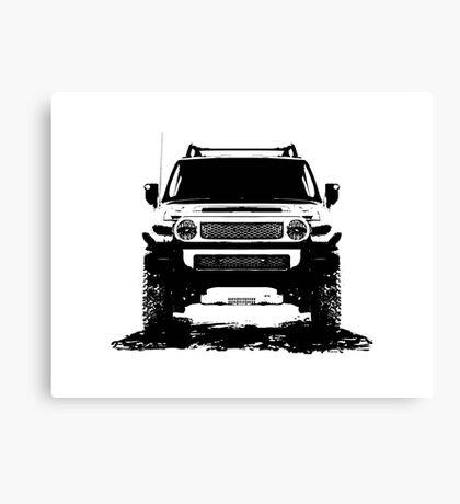 The Cruiser Canvas Print