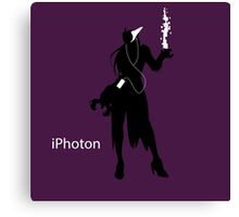 iPhoton Canvas Print