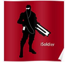 iSoldier Poster