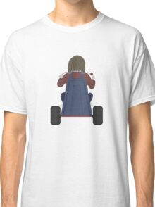 The Shining - Danny Big Wheel Classic T-Shirt