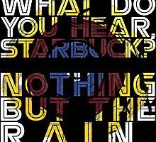 Nothing but the rain [mandala] by CaptainApollo