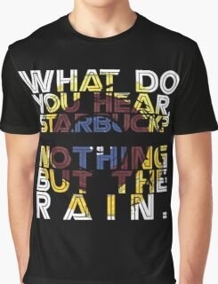 Nothing but the rain [mandala] Graphic T-Shirt