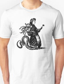 Ukrainian Witch Demonology Unisex T-Shirt