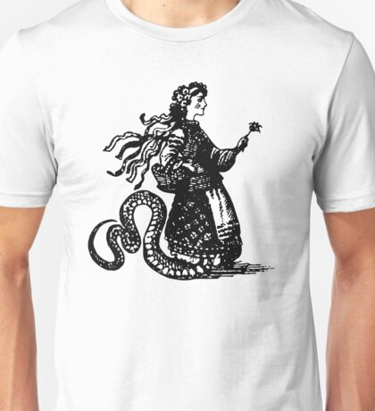 Ukrainian Witch Demonology Unisex T-Shirt