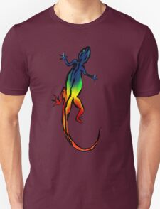 Colored Lizard T-Shirt
