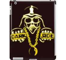darth vader parody : thug life, dark side iPad Case/Skin
