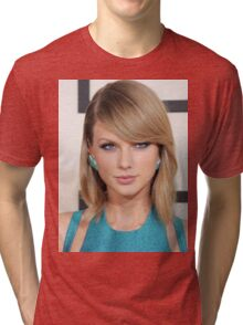 Sweet Taylor Swift Tri-blend T-Shirt