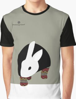 pattern rabbit Graphic T-Shirt