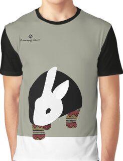 pattern rabbit Graphic T-Shirt