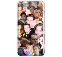 LEO COLLAGE iPhone Case/Skin