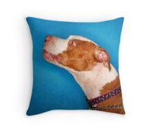Cora Bear Throw Pillow
