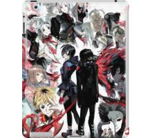 Anime crossover iPad Case/Skin