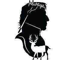 Snape - Tribute Photographic Print