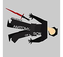 Anatomy of a Son Photographic Print