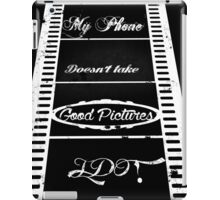 For the Photographers. iPad Case/Skin