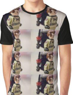 Dr Peter Venkman Graphic T-Shirt
