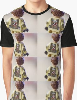 Dr Peter Graphic T-Shirt