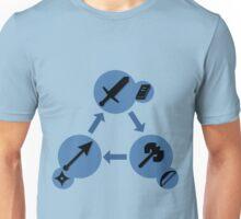 WEAPON TRIANGLE | Fire Emblem Fates Unisex T-Shirt