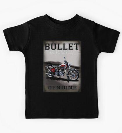 Genuine Bullet Kids Tee