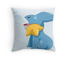 Pokemon - Mudkip Throw Pillow