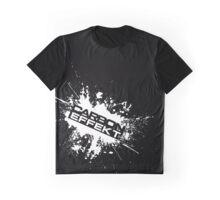 Carbon Effekt Tilted Graphic T-Shirt