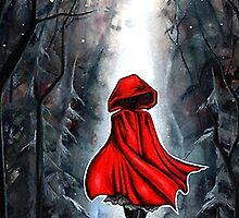 The Little Red Riding Hood by sawangomahcase