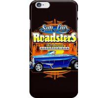 Hotroad : Roadster san luis 36th Annual iPhone Case/Skin