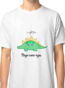 Stego-sore-eyes Classic T-Shirt