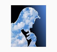 Morrissey in clouds Unisex T-Shirt