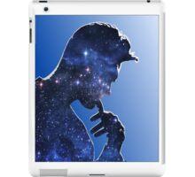Morrissey in stars iPad Case/Skin