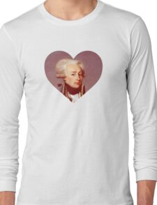 Lafayette Love Heart Long Sleeve T-Shirt