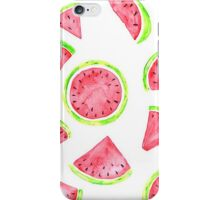 Watermelon big iPhone Case/Skin