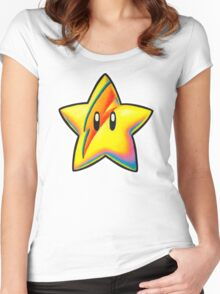 Starman Women's Fitted Scoop T-Shirt