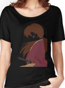 Samurai X - V2 Women's Relaxed Fit T-Shirt