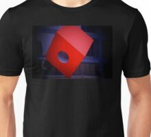 The Big Red Cube Unisex T-Shirt