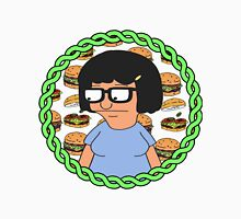 Tina ft Burgers Unisex T-Shirt