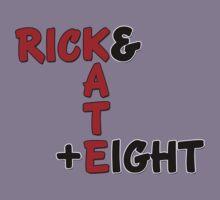Rick and Kate plus 8 Kids Tee