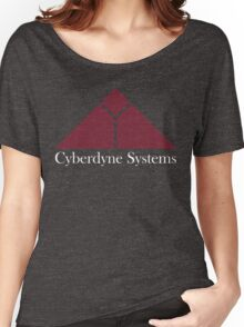 Cyberdyne Systems Women's Relaxed Fit T-Shirt