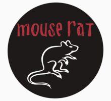 Mouse Rat black circle by amazingbigguns