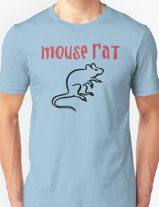 we are mouse rat! Unisex T-Shirt