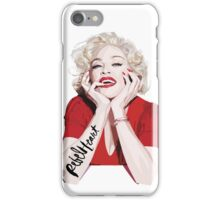 Sexy in Red iPhone Case/Skin