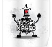 Let's Get Naked! Poster