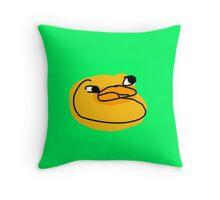 Sebastian Savage Duck Throw Pillow